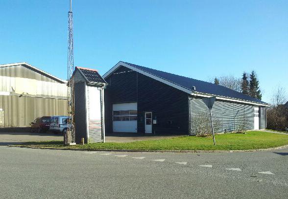 Nydamsvej 5 - egtved - haller og kontor